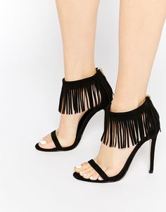 ASOS COLLECTION ASOS HARBOUR CITY Heeled Sandals