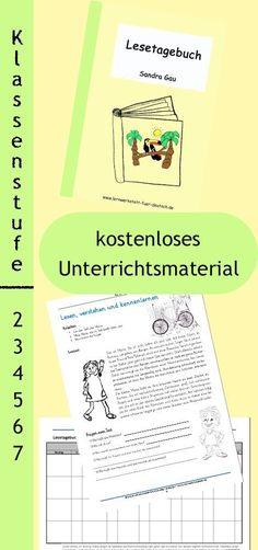 Lautes Lesen fördert die deutsche Aussprache und meidet mögliche ablenkende Gedankenwelten. #Lesen #Leseverstehen #Leseverständnis #fördern #Förderschule #Grundschule #Schule #lesen_lernen #Lesetagebuch