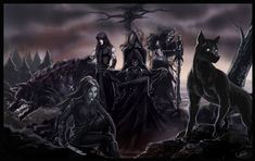 Throne of Shadow by ~Shadaan on deviantART