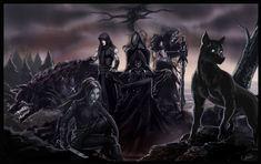 Throne of Shadow by ~Shadaan on deviantART
