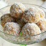 Trufe cu morcov tavalite prin cocos