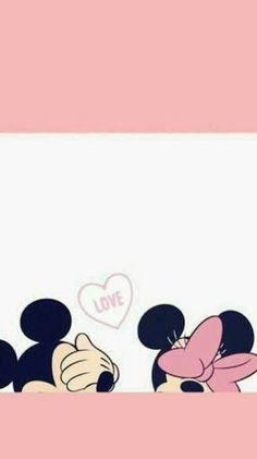 Mickey, n' minnie iPhone wallpaper