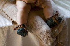 Manimal Copper Spot Moccasins // at Darling Clementine