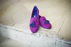 C a r m e n 💜  #zapatosPlanos #calzado