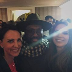 with Tatjana Frey and Will.Am at the Nightcap party hosted by at the 🌎🌏🌍 Davos, Host A Party, Black Eyed Peas, Switzerland, Events, Photo And Video, News, Videos, Instagram