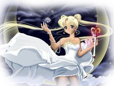 Sailor Moon: Princess Moon by *Pillara on deviantART