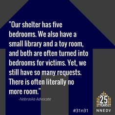 "Day ""There is often literally no more room. Toy Rooms, Domestic Violence, Singles Day, Nebraska, October"