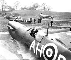 332 Squadron at Catterick 1942