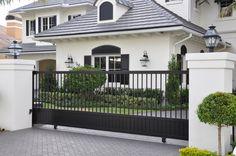 driveway gates - Google Search
