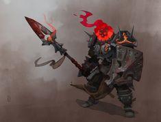 Skeleton Guard by Trufanov.deviantart.com on @DeviantArt
