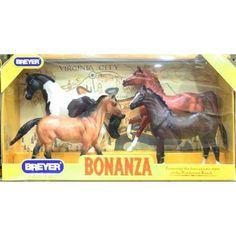 Breyer Horses Classics Size Bonanza Gift Set | MonsterMarketplace.com