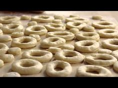 ▶ How to Make Crispy and Creamy Donuts - YouTube