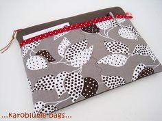 iPad® Tasche  Extrafächer