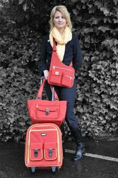 Baggallini Travel Bags