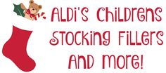 Northumberland Mam: Aldi's childrens stocking fillers for under £5 plu...