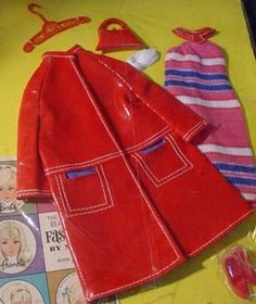 VINTAGE BARBIE FASHION SHINER #1691 (1967-1968) Play Barbie, Barbie And Ken, 1970s Dolls, Vintage Barbie Clothes, Doll Clothes, Barbie Wardrobe, Retro Toys, Vintage Toys, Barbie Accessories