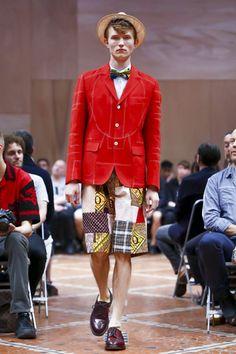 Junya Watanabe Man Menswear Spring Summer 2016 Paris - NOWFASHION