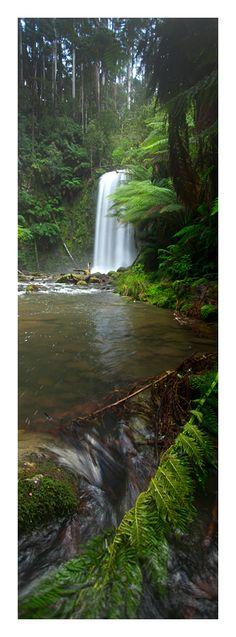 Beauchamp Falls, Victoria, Australia
