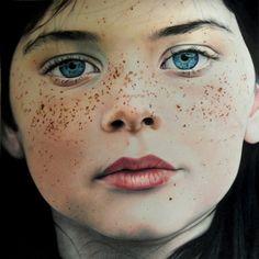 Amy Robins - Lápices de colores sobre papel para imprimir | 27 Asombrosas Obras De Arte Que No Podrás Creer Que No Son Fotografías