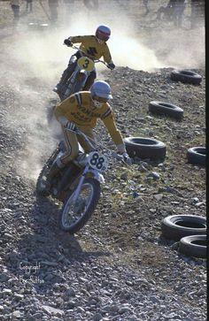 Vintage Motocross, via Flickr.