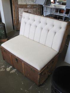 Trunk Sofa