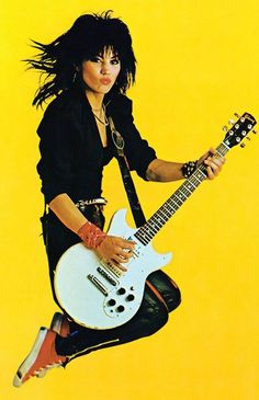 Joan Jett rocks who's with me