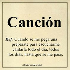 Canción Funny Health Quotes, Funny Quotes, My Dictionary, Music Love, Sad, Hilarious, Wisdom, Letters, Messages
