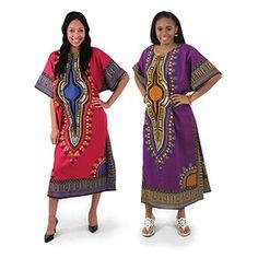 Traditional Print Vani Dress