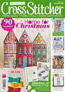 Cross Stitcher  Issue 273 December 2013 Saved