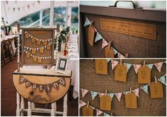 rustic seating plan
