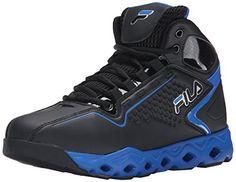 2564f77c8622 Fila Men s Big Bang 3 Ventilated Basketball Shoe
