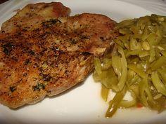 Baked Pork Chops. Tender and juicy.