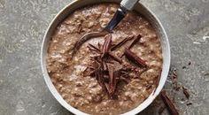 Banana and chocolate overnight oats / The Body Coach Blog / The Body Coach
