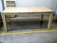 TABLE DE SALLE A MANGER MODERNE + ALLONGE Verviers