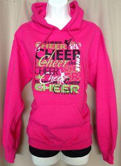 Cheer Sweatshirt by Empire Cheer, $20.00 #cheer #cheerleading #cheerapparel