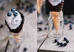 p.s.♡: tasty tuesday: blueberry vanilla bean ice cream
