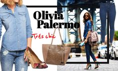 Las estilistas de El Armario de la Tele han recreado algunos de los outfits imprescindibles, de las bloggers más prestigiosas, para acudir a la Vogue Fashion Nigh Out 2015. En este caso han copiado el look de Olivia Palermo, con un tote Mambo de la colección Otoño 2015.