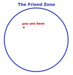 ...at least you're in the circle of trust.