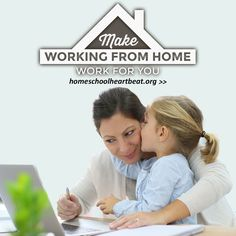 Join Mike Smith to learn how you can homeschool while working from home. Listen now on Home School Heartbeat >>