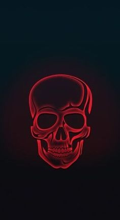 Red skull amoled iphone wallpaper - iphone wallpapers quadros preto e branco, papel de parede Black Wallpaper, Cool Wallpaper, Minimalist Wallpaper, Amoled Wallpapers, Iphone Wallpapers, Desktop Backgrounds, Skull Wallpaper Iphone, Wallpaper Bonitos, Black Apple