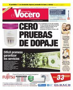 Edición 18 de Febrero 2016  El Vocero de Puerto Rico