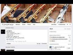 En Libia, cada vez se venden más armas en línea, en tiendas y en Facebook