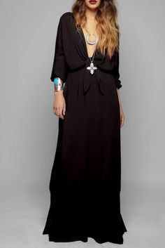 Maxi Dress by Baby It's You