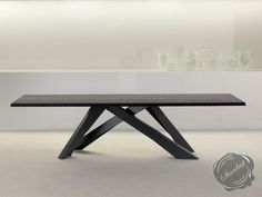 Dining Room Tables --- Bonaldo Italian Contemporary Modern BIG Dining Table | Modern Interior Design