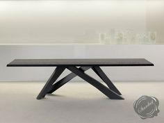 Dining Room Tables --- Bonaldo Italian Contemporary Modern BIG Dining Table   Modern Interior Design
