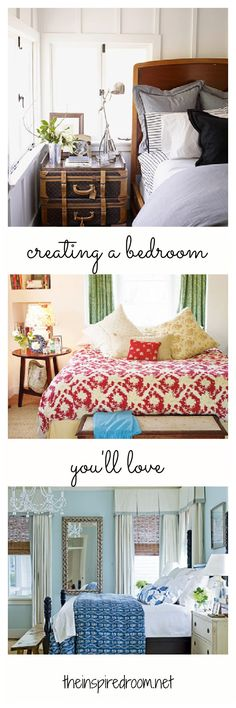 FUNNY! Great tips for a bedroom makeover!