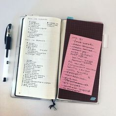 Look at all those crosses! I've been unlucky/lucky enough to have a few days off lately solo, it's been awesome to smash through all my… Jibun Techo, Hobonichi Techo, Day Off, Bullet Journals, Travelers Notebook, Crosses, Notebooks, Planners, Bucket
