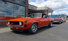 Driving the Hagerty 1969 Camaro SS at the Woodward Dream Cruise - Autoweek