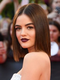 WHAT HAIR CUTS ARE FASHION was last modified: February 2018 by redandrose hairstyles short hair Lucy Hale look elegant bob ideas Transformations of hair color woman changes of look 2018 Choose your haircut for this spring Looks you… Continue Reading → Long Bob Hairstyles, Party Hairstyles, Unique Hairstyles, Protective Hairstyles, Girl Hairstyles, Hairstyles 2018, Hair Color Auburn, Auburn Hair, Curly Hair Cuts