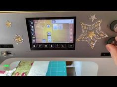 Using The Bernina BSR Tips and Tricks - YouTube Bernina 880, Sewing Hacks, Sewing Tips, Free Motion Quilting, Helpful Hints, Machine Embroidery, Diy Crafts, Make It Yourself, Quilts